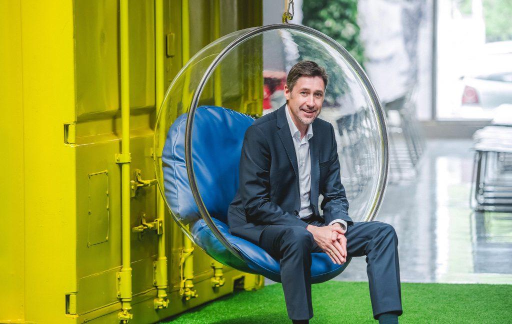 Christian Haug Startup Factory Chinalogue