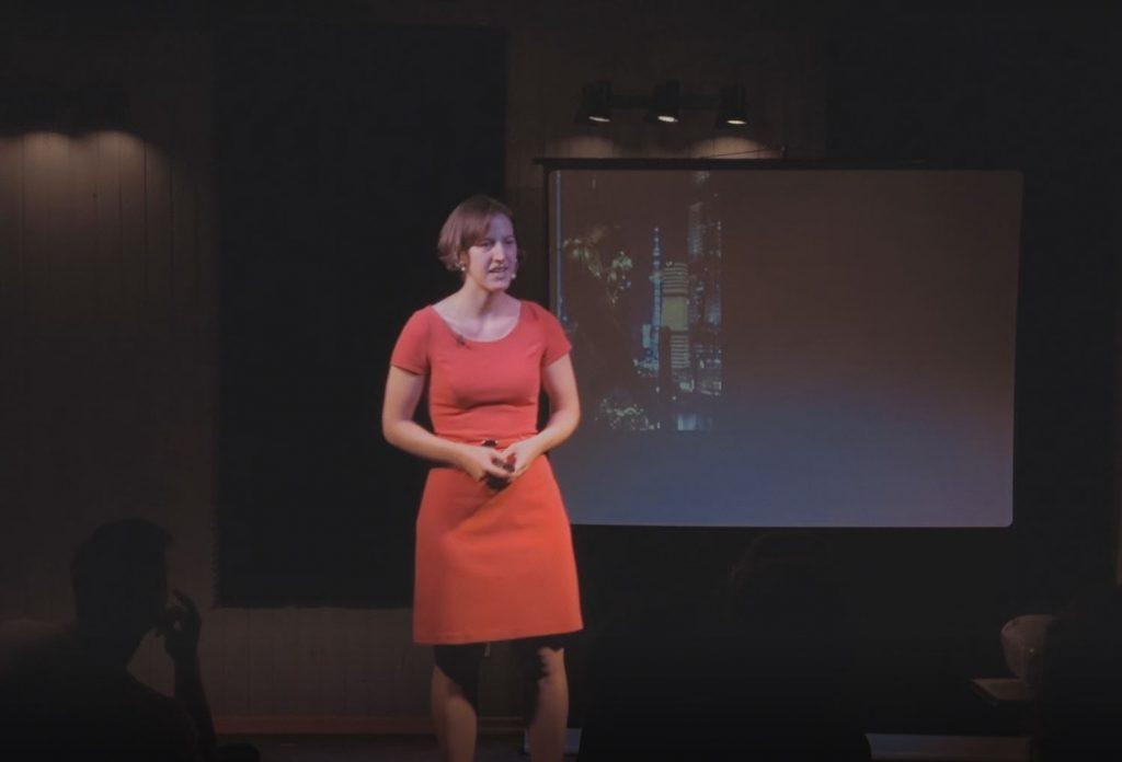 Vortrag Sabrina Weithmann China